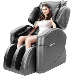 OOTORI 2020 New Massage Chair, Massage Chairs Full Body and Recliner, Zero Gravity Massage Chair, Airbags Shiatsu Massage Chair Recliner with Lower Back Heating and Foot Roller