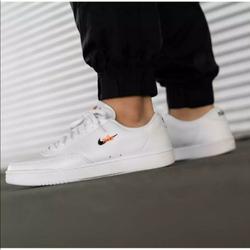 Nike Shoes   Men'S Nike Court Vintage Premium Casual Shoes 15   Color: Black/White   Size: 15