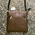 Coach Bags   Coach Messenger Bag New With Tag Coach Log Design   Color: Brown   Size: Os