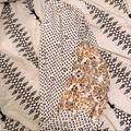 Free People Skirts | Free People Printed Maxi Skirt | Color: Cream/Tan | Size: Xs