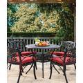 Elm PLUS Patio Tables - Cast Aluminum Outdoor Dining Table
