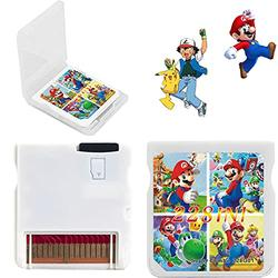 228 in 1 Games Card, DS Games Card Super Combo Multicart, 3DS Games for Nintendo DS, NDSL, NDSi, NDSi LL/XL, 3DS, 3DSLL/XL, New 3DS, New 3DS LL/XL, 2DS, New 2DS LL/XL