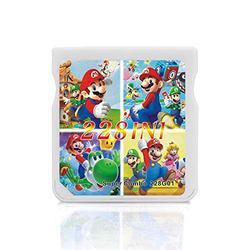 228 in 1 Games Card, DS Games Card Super Combo Multicart, 3DS Games for Nintendo DS, NDSL, NDSi, NDSi LL/XL, 3DS, 3DSLL/XL, New 3DS, New 3DS LL/XL, 2DS, New 2DS LL/XL