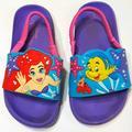 Disney Shoes   Disney My Little Mermaid Sz 910 Purple Sandals   Color: Pink/Purple   Size: 9g