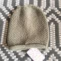 Free People Accessories   Free People Beanie   Color: Gray/Green   Size: Os