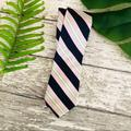J. Crew Accessories | J. Crew Diagonal Striped Necktie Tie | Color: Blue/Pink | Size: Os