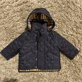 Burberry Jackets & Coats | Black Burberry Kids Quilted Jacket | Color: Black | Size: 6mb