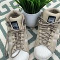 Adidas Shoes   Adidas Men Pro Model Insoles, Khakiwhite, Sz 4.5   Color: Cream/White   Size: 4.5