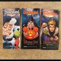 Disney Other | Disneyland Resort 2010 Halloween Time Map Guides | Color: Red | Size: Os