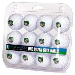 Ohio Bobcats 12-Pack Golf Ball Set