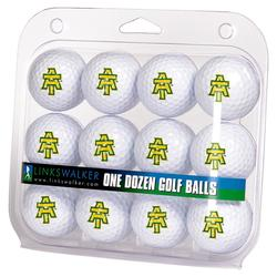 Arkansas Tech 12-Pack Golf Ball Set