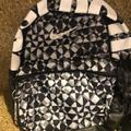 Nike Bags | Nike Bling Camo Mini Backpack | Color: Black/White | Size: Os