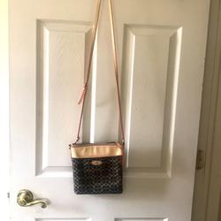 Coach Bags   Coach Messenger Crossbody Bag.   Color: Brown/Tan   Size: 712l, 8 12 H Strap Adjustable 48