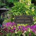 Whitehall Products Butterfly Rose Quote Personalized Garden Sign Metal, Size 17.0 H x 10.63 W x 3.75 D in | Wayfair 1707BG