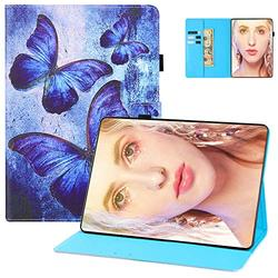 Case for Kindle Paperwhite 6 inch E-Reader Cover, Paperwhite 10th Gen 2018 Case, UGOcase Standing PU Leather Auto Wake Sleep PU Leather Anti-Scratch Case for Kindle Paperwhite 1 2 3 4 - Fly Butterfly