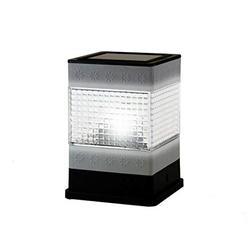 "4"" Fence Post LED Solar Spot Light-Post Lights Outdoor-Lamp Post-Lamp Posts Outdoor -Outdoor lamp Post-Outdoor Light Post-Outdoor Light Poles-Post Lights-Post Lamps Outdoor"