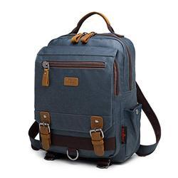 Canvas Messenger Bag For Men Shoulder Backpack Waterfly Sling Bag Walking Backpack Little Backpacks Mochilas De Mujer