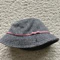 J. Crew Accessories | J Crew Bucket Hat | Color: Black/Pink | Size: Sm