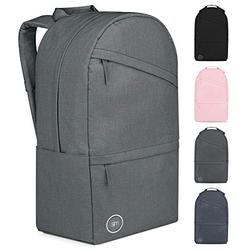 Simple Modern Legacy Backpack with Laptop Sleeve Compartment-Travel Bag for Men Women Work School, Slate, 35 Liter