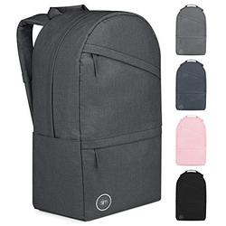 Simple Modern Legacy Backpack with Laptop Sleeve Compartment-Travel Bag for Men Women Work School, Graphite, 35 Liter