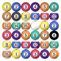 Entervending Bouncy Balls - 100 Pcs Small Bouncing Balls - 1.06 Inch Billiard Bounce Balls - 27 mm Little Balls for Kids - Bouncy Balls Party Favors - Gumball Machine Bouncy Balls Bulk Refill
