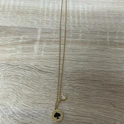 Kate Spade Accessories | Kate Spade Necklace | Color: Gold | Size: Os