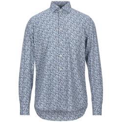 Shirt - Blue - Corneliani Shirts
