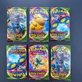 10/20pcs Pokemon Cards Sun & Moon GX Team Up Unbroken Bond Unified Minds Evolutions Booster Box Collectible Trading Cards Game