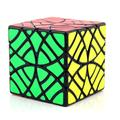 ZZBB High Difficulty Shaped Speed Cube Rubix Cube Enhanced Edition Puzzles Cube for Kids and Adults Creative Decompression, Giftsuitable for Puzzle Cube Masters