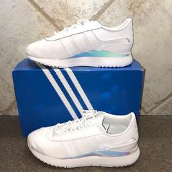Adidas Shoes   Adidas Originals Si Andridge Casual Fu721 Shoes   Color: White   Size: 8.5