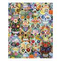 Vermont Christmas Company Puzzles multi - Day of the Dead 1,000-Piece Puzzle