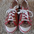 Coach Shoes | Coach Tennis Shoe | Color: Brown/Tan | Size: 8