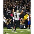 Drew Brees New Orleans Saints Unsigned Celebration Photograph