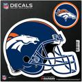 Denver Broncos WinCraft 12'' x All Surface Decal