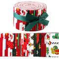 Dailylike – rouleau de tissu en coton à 36 motifs, bandes de courtepointe, tissu imprimé Patchwork