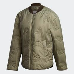 Adidas Jackets & Coats | Adidas Bomber Jacket Trefoil Liner Jacket | Color: Green | Size: S