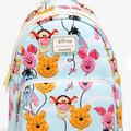 Disney Bags | Disney Winnie The Pooh & Friends Mini Backpack | Color: Blue/Pink | Size: Os