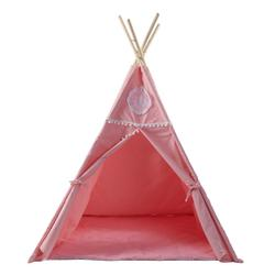 Pink Teepee with Mat - Newcastle Classics 258