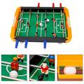 AMONIDA Foosball Table, Mini Soccer Ball Game Foosball Table Football Table Game Adult Resistant Game Soccer Table, Parties for Camping