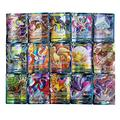 60Pcs Pokemon cards English version collection Trading card 42V 18Vmax Pokemon booster Box pokemon toy for kids