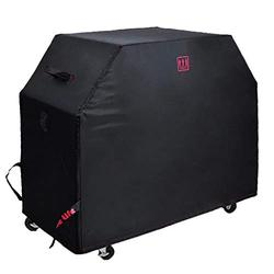 MordenApe Grill Cover,EVO 58-Inch Waterproof BBQ Grill Cover with Upgrade Air Vent, Heavy Duty Gas Grill Cover with UV & Dust & Water Resistant, Weather Resistant, Rip Resistant