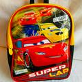 Disney Other   Small Disney Pixar Cars Backpack   Color: Black/Red   Size: Osbb