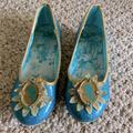 Disney Shoes | Disney Jasmine Shoes 131 | Color: Blue | Size: 13g
