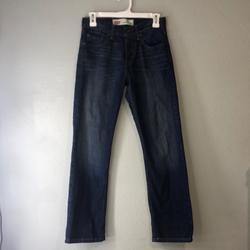 Levi's Jeans | Denim Levis 514 Straight Leg Jeans | Color: Blue | Size: 25