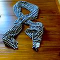 J. Crew Accessories | Jcrew Summer Scarf | Color: Blue/White | Size: Os