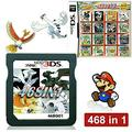 468 in 1 Game Cartridge, DS Game Pack Card Compilations, Super Combo Multicart for DS, NDSL, NDSi, NDSi LL/XL, 3DS, 3DSLL/XL, New 3DS, New 3DS LL/XL, 2DS, New 2DS LL/XL