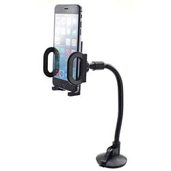 Car Mount Dash Windshield Holder for Galaxy A72, A52, A42, A32, A12 - Cradle Swivel Dock Suction Stand Compatible with Samsung Galaxy A72, A52, A42, A32, A12