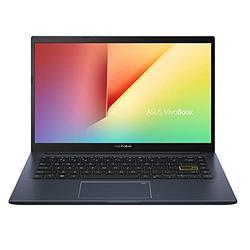 "ASUS VivoBook 14 M413 Everyday Value Laptop (AMD Ryzen 5 3500U 4-Core, 8GB RAM, 256GB PCIe SSD, AMD Vega 8, 14.0"" Full HD (1920x1080), Fingerprint, WiFi, Bluetooth, Webcam, Win 10 Pro) (Renewed)"
