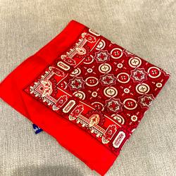 Polo By Ralph Lauren Accessories | Polo Ralph Lauren Scarves Multicolored 100% Silk | Color: Red | Size: Os