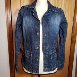 Columbia Jackets & Coats   Columbia Jean Jacket Womens Small   Color: Blue   Size: S